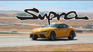2020 Toyota Supra First Drive & Review