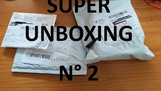 SUPER UNBOXING COMPRAS EN CHINA HAUL ALIEXPRESS Y EBAY