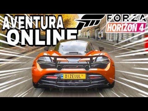FORZA HORIZON 4 ONLINE - AVENTURA ONLINE DE MCLAREN 720S PO thumbnail