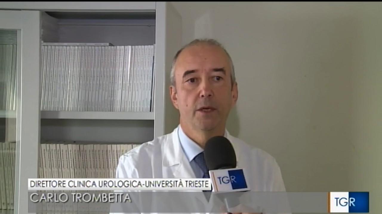 urología del cáncer de próstata trieste