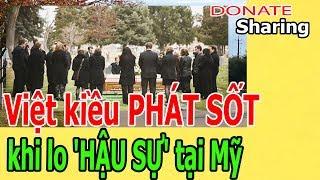 Việt kiều PHÁT S,Ố,T khi l,o 'HẬU SỰ' tại Mỹ  - Donate Sharing