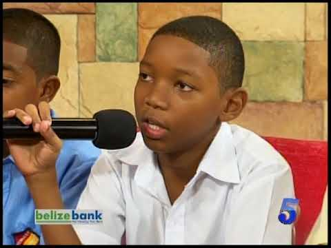 Belize Primary School History Competition