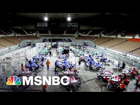 How One State's Vote Audit Is Fueling The Big Lie Across The Country | MSNBC