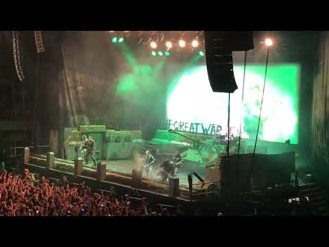 Sabaton Feat Radio TAPOK - The Attack Of A Dead Men