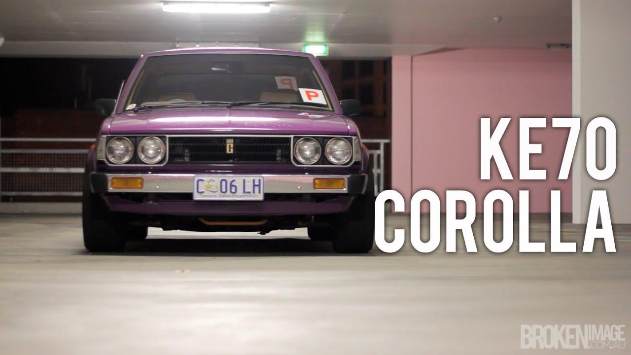 Ke70 Corolla With Matthew Long Brokenimage Com Au
