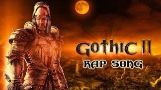 "GOTHIC II RAP SONG | ""World of Gothic II"" - Radek Wade feat. Alexis (prod. BeziX)"