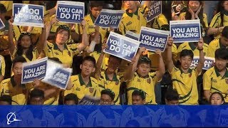 Boeing Congratulates Competitors Of The Invictus Games Sydney 2018