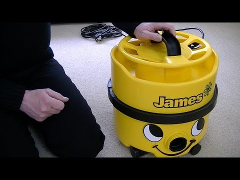 Little Numatic Henry Vacuum Cleaner By Casdon Review
