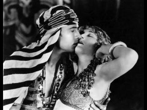 rudolph valentino tango youtube