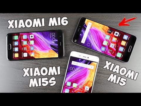 Какой Xiaomi выбрать? Mi5, Mi5S или Mi6? КАКОЙ ЛУЧШЕ КУПИТЬ В 2017 ГОДУ? СРАВНЕНИЕ! ПЛЮСЫ И МИНУСЫ!