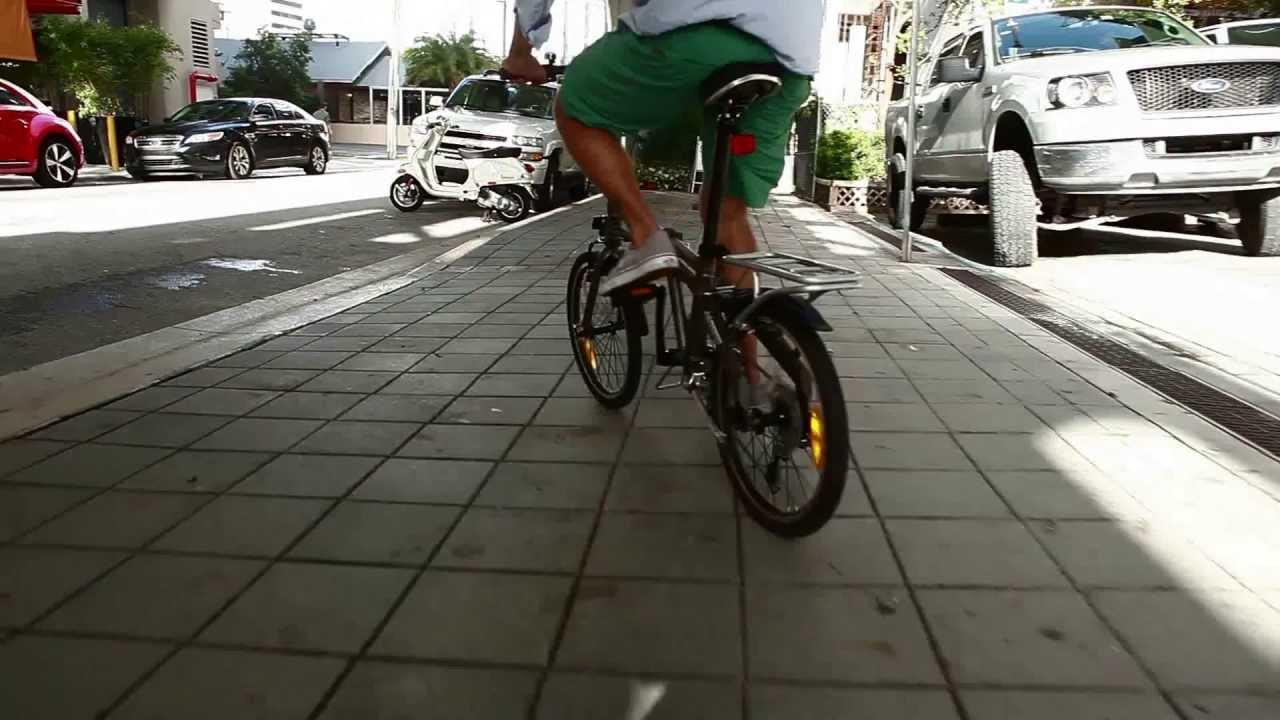 Folding Bikes By Citizen Bike Youtube