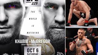 McGREGOR vs Khabib mon analyse compléte du combat