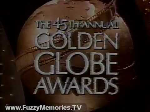 "WPWR Channel 50 - ""Golden Globes Broadcast Trainwreck"" (1988)"