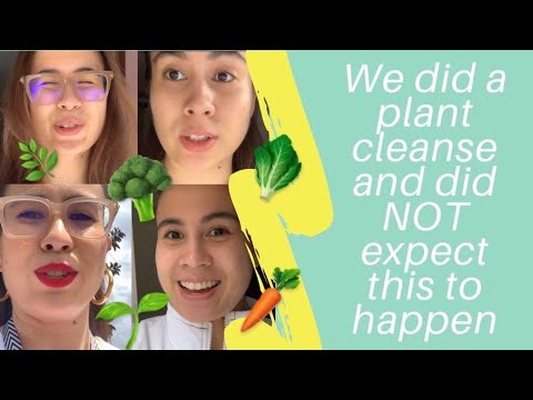 What Happens When You Go On a 7-Day Plant Cleanse?? | CLEO Tries | CLEO Malaysia