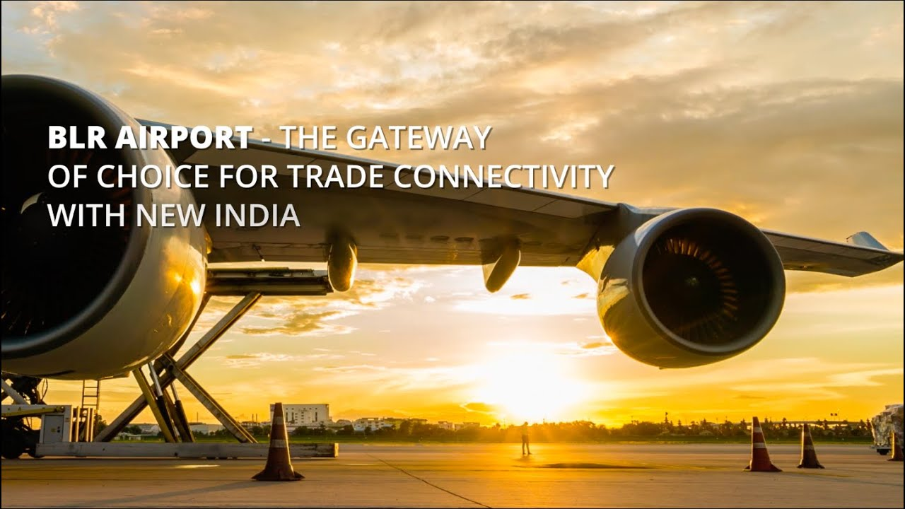 Experience the power of efficiency with #BLR Airport Cargo