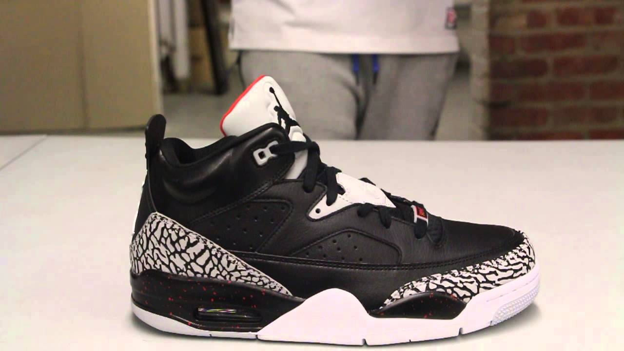 size 40 bfd2e e11eb ... new zealand jordan son of mars low black cement unboxing video at  exclucity youtube 04082 cac2d