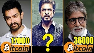 Bitcoin Worth: Top Richest Bollywood Actors net worth in Bitcoins | Crypto Currencies