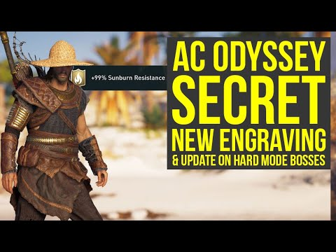 Assassin's creed Odyssey SECRET Engraving Has Purpose & Update On More Mysteries (AC Odyssey) thumbnail