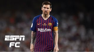 Barcelona's ability is taken away because of Lionel Messi - Steve Nicol | La Liga