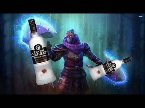 This is why you don't mix Alcohol with Dota 2 (Drunk Stream Highlights)