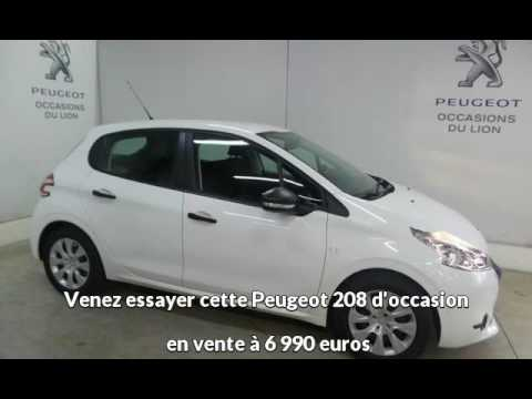 offre de peugeot 208 1 4 hdi 68 fap confort 5p de 2015 en. Black Bedroom Furniture Sets. Home Design Ideas