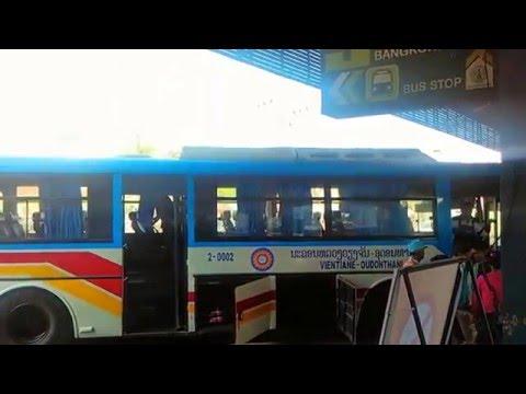 Из Вьентьяна в Чианг-Май на автобусах (февраль 2016)