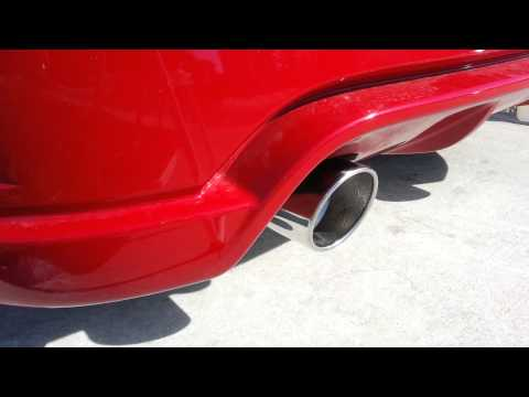 AAM Competition Short Tail exhaust 09 370Nismo