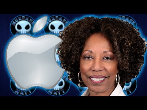 Apple Diversity VP to step down after angering SJWs