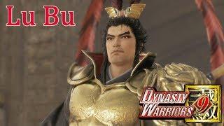 LU BU | It's Just One Man Scene - Dynasty Warriors 9 [PS4 Pro]