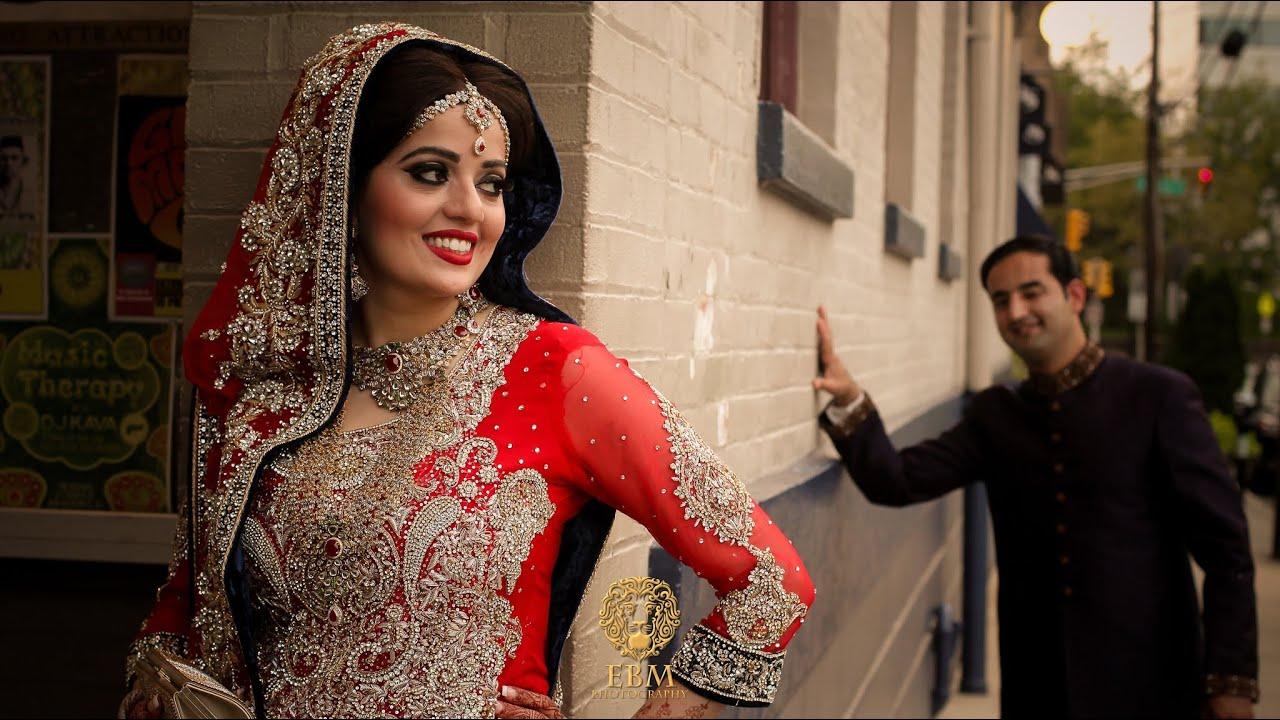 A Very Pakistani Traditional Wedding Of Fahima Amp Khurram
