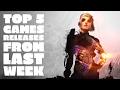 Top 5 Games Releases From Last Week (13-19 feb.)