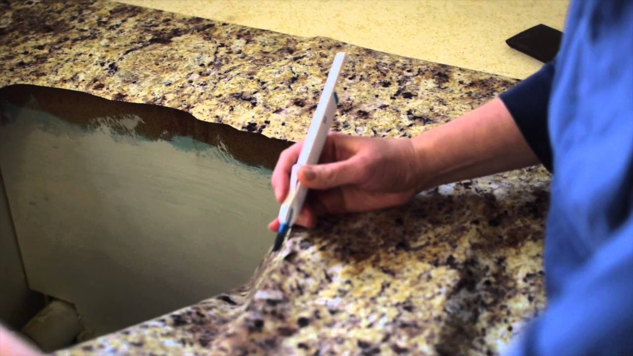 How To Ly Instant Granite The Right