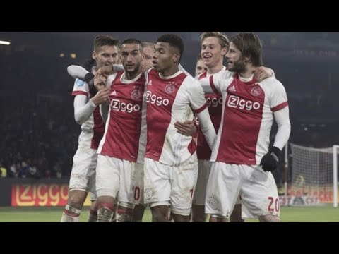 Ajax Playing The Most ENTERTAINING Football In 2019 ● Best Combinations \u0026 Counter Attacks 2018/19