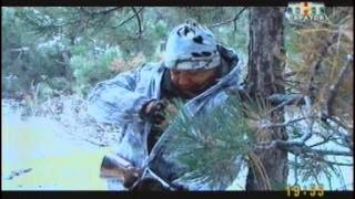 Глава Саратова Грищенко на охоте