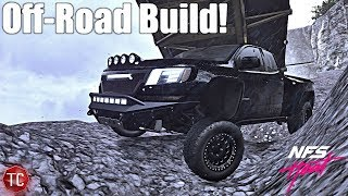 Need For Speed Heat: Chevy Colorado Off-Road BUILD!