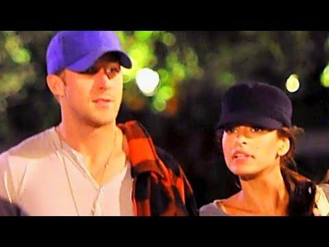 Ryan Gosling & Eva Mendes Hook Up  TMZ