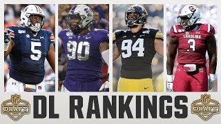 2020 NFL Draft DEFENSIVE LINE Rankings   NFL Draft DL Rankings 2020