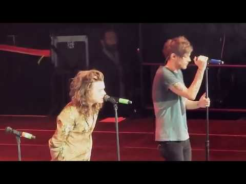 Louis & Harry // Love You Goodbye