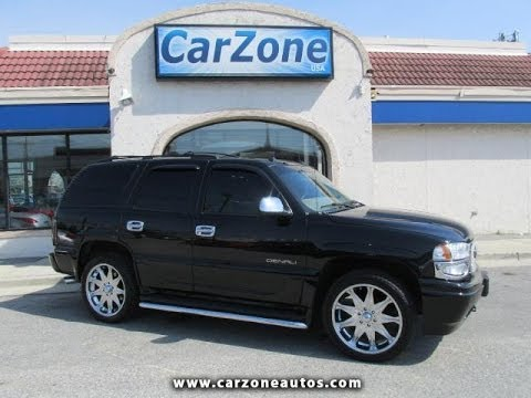 Gmc Yukon Denali Used Suv Baltimore Md Carzone Usa Youtube