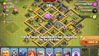 Clash of Clans - $25 Itunes Giftcard Giveaway!