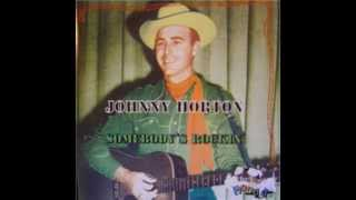 Johnny Horton Its A Long Rocky Road Stereo Synch Mix YouTube Videos