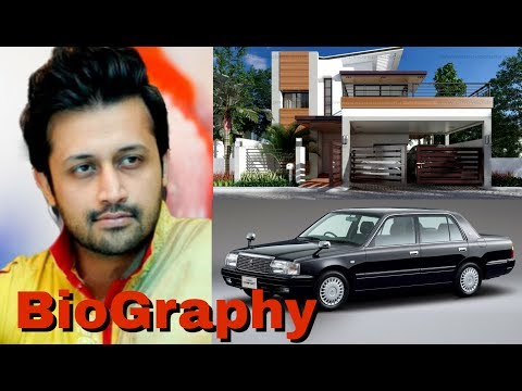 Atif Aslam Biography, Lifestyle, net worth, family, House And Car collection