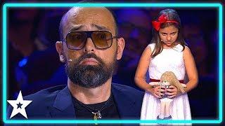 Terrifying Audition SHOCKS Judges on Spain's Got Talent | Kids Got Talent
