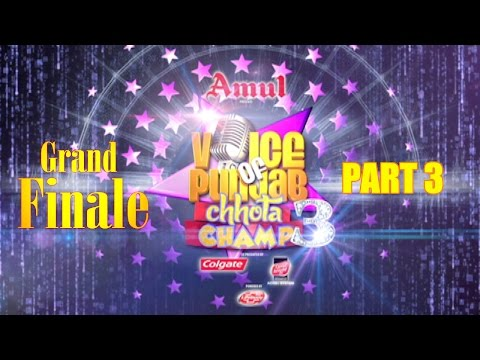 GRAND FINALE | Voice of Punjab Chhota Champ 3 | Part 3 of 4