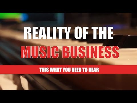 MUSIC PRODUCERS : REALITY CHECK OF THE MUSIC INDUSTRY