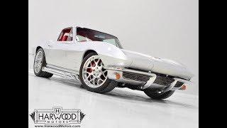 115185 1964 Chevrolet Corvette Pro Touring SOLD