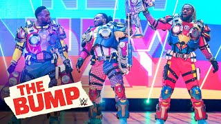 The New Day reunite and more: WWE's The Bump, Dec. 2, 2020