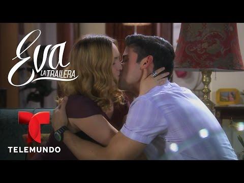 Eva la Trailera   Capitulo 84   Telemundo Novelas