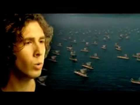 "Josh Groban ~ ""Remember"" Troy 2004 Offical Music Video"