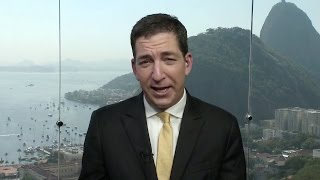 A New McCarthyism: Greenwald on Clinton Camp's Attempts to Link Trump, Stein & WikiLeaks to Russia